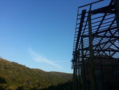 Construção de Casa de Campo Preço Glicério - Construção de Pergolado em Madeira
