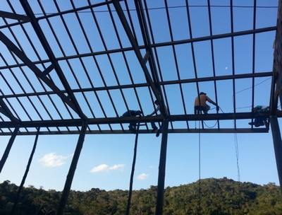 Construção de Telhados Mairiporã - Construção de Estrutura em Madeira