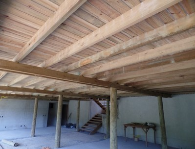 Construções de Casa de Madeira Planalto Paulista - Construção de Estrutura em Madeira