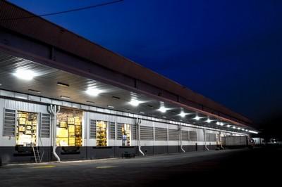 Construções de Warehouse Santa Cecília - Construção de Escolas
