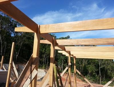 Construções em Madeira Alto da Lapa - Construção de Estrutura em Madeira