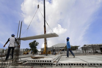 Construções em Pré Moldado Sumaré - Construção de Pergolado em Madeira