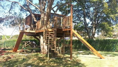 Empresa de Projeto de Casa na Árvore Luz - Projeto de Área de Lazer