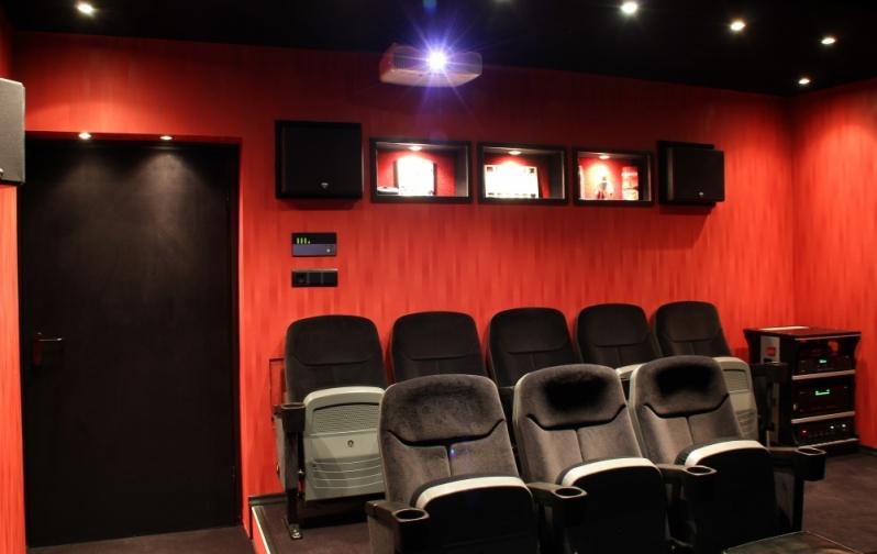 Instalação de Home Theater Preço Chácara Klabin - Instalação de Luminárias