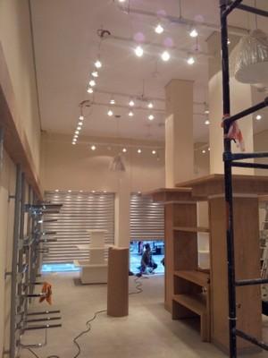 Instalação de Tela Motorizada Preço Arujá - Instalação de Luminárias