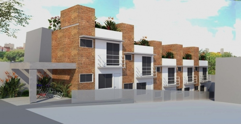Onde Encontro Projeto de Condomínio Residencial Alto da Lapa - Projeto para Casa em Condomínio