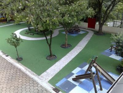 Projeto de Área de Lazer Ferraz de Vasconcelos - Projeto de Jardim