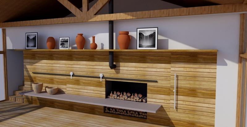 Projeto de Arquitetura para Interiores Jardim Europa - Projeto para Residência na Praia