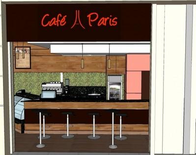Projeto de Bar Santa Isabel - Projeto de Restaurante