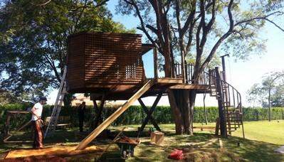 Projeto de Casa na Árvore Preço Água Funda - Projeto de Área de Lazer