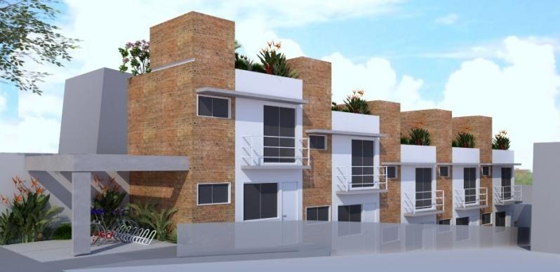 Projeto de Condomínio Residencial Preço Ferraz de Vasconcelos - Projeto para Casa em Condomínio