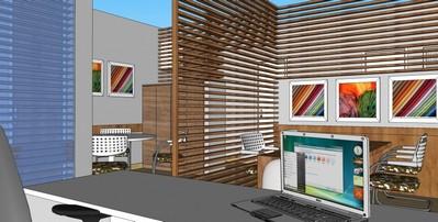 Projeto de Escritórios Jardim Bonfiglioli - Projeto Comercial