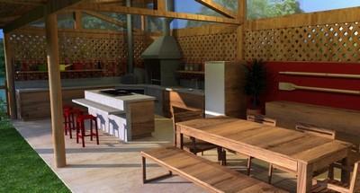 Projeto para Casa na Praia Preço Glicério - Projeto Planejado para Residencia em Condomínio
