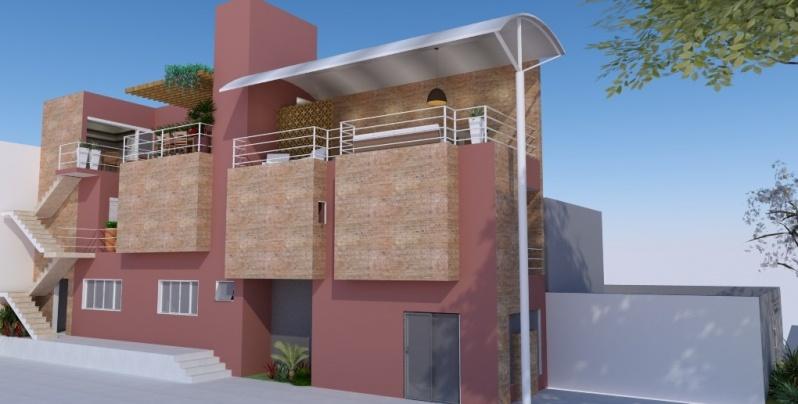 Projeto para Casa Planejada Bairro do Limão - Projeto para Casa em Condomínio