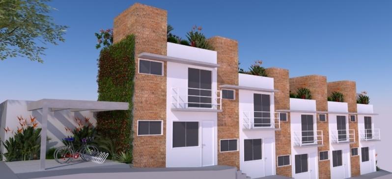 Projeto para Condomínio Residencial Jardim São Paulo - Projeto para Condomínio Residencial