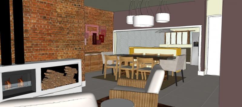Projeto para Interiores de Residencia Valor Parque do Carmo - Projeto para Casa em Condomínio
