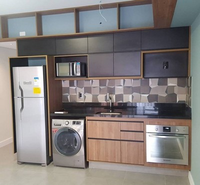 Projeto para Interiores de Residencia Carapicuíba - Projeto Planejado para Residencia