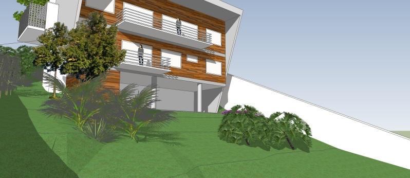 Projeto para Residência Moderna Bela Vista - Projeto Planejado para Residencia em Condomínio