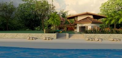 Projeto para Residência na Praia Valor Alto da Lapa - Projeto para Casa em Condomínio