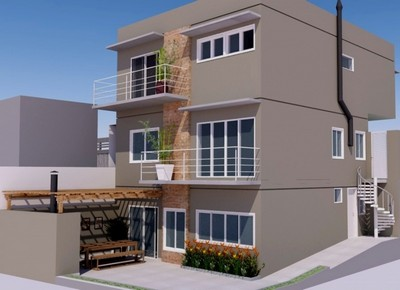 Projeto Planejado para Residencia em Condomínio Preço Taboão da Serra - Projeto para Residência na Praia