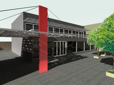 Projetos de Escolas Cidade Ademar - Projeto de Galpões