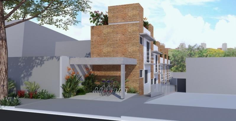 Quanto Custa Projeto de Condomínio Residencial Vila Maria - Projeto para Casa em Condomínio