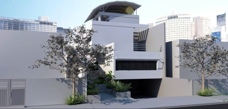 Quanto Custa Projeto para Casa em Condomínio Jardim Paulistano - Projeto para Residência na Praia