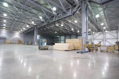 Serviço de Construção de Warehouse Sé - Construção de Escolas