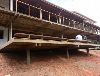 Serviço de Construção em Madeira Santo Amaro - Construção de Estrutura em Madeira
