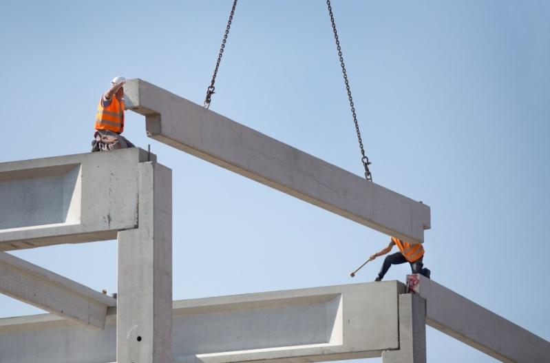 Serviço de Construção em Pré Moldado Conceição - Construção de Estrutura em Madeira
