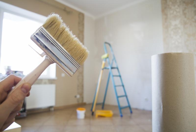 Serviço de Pintura Residencial Aclimação - Reforma de Fachada