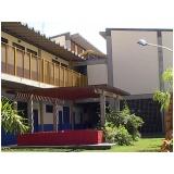 Construção de Escolas Parque do Carmo