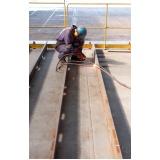 Construção de Mezanino Água Branca