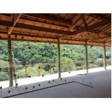 Construção de Telhados preço Santa Isabel