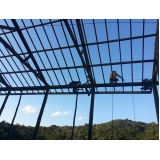 Construção de Telhados Jardim Paulista