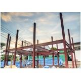 Construção em Estrutura Metálica Barra Funda