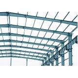 Construções em Estrutura Metálica Suzano