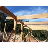 Construções em Madeira Jaçanã