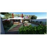 contratar projetos residenciais com piscina Santo Amaro