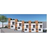 contratar projetos residenciais condomínios fechados Pari