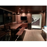contratar projetos residenciais de luxo Sé