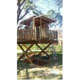empresa para Construção de Casa na Árvore Barueri