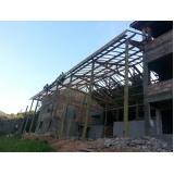 empresa para Construção de Telhados Brooklin