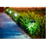 empresa para instalação de Iluminação de Jardins Sacomã
