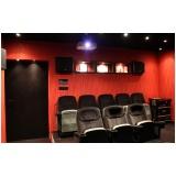 Instalação de Home Theater preço Carapicuíba