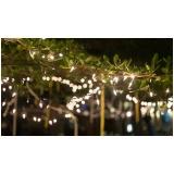 instalação de Iluminação de Jardins preço Glicério