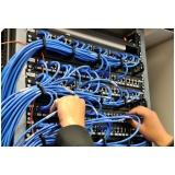 Instalação de Rede de Informática Santana