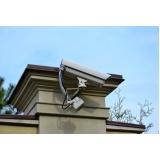 instalação de sistema de cameras preço Ibiúna