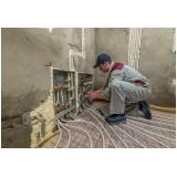 instalação hidráulica para edificação