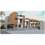 onde encontro projeto de condomínio residencial Santo Amaro